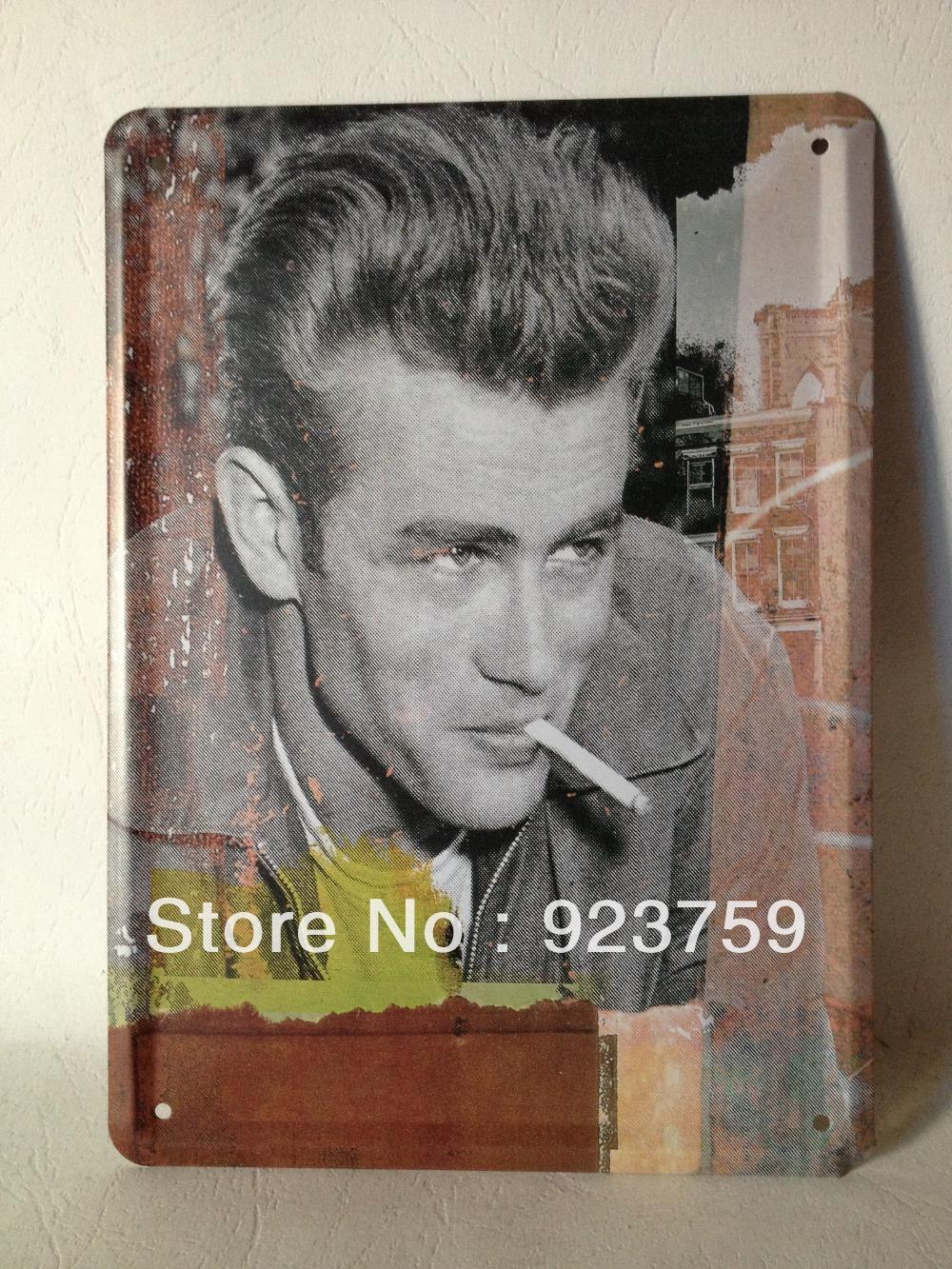 15x20cm SOMING MAN vintageTin Sign Bar pub home Wall Decor Retro Metal Art Poster(China (Mainland))