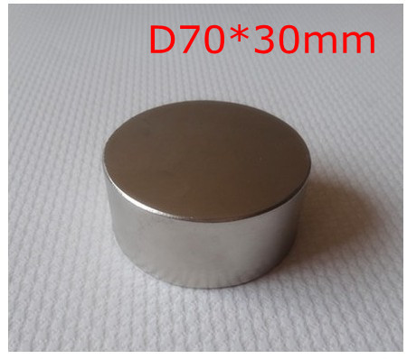 Extremely Powerful N42 70*30mm Rare Earth Magnets Neodymium Magnet Block <br><br>Aliexpress