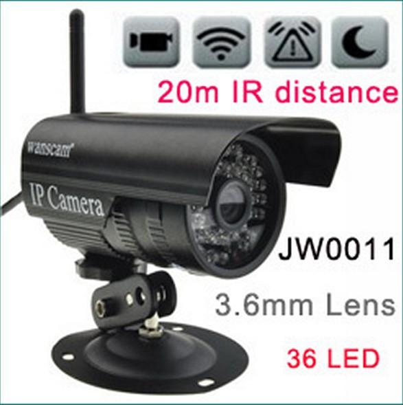 Гаджет  CCTV Camera Plug&Play WiFi Outdoor Waterproof Wireless Wired Network IP Camera CCTV Security Surveillance Night Vision Wanscam None Безопасность и защита