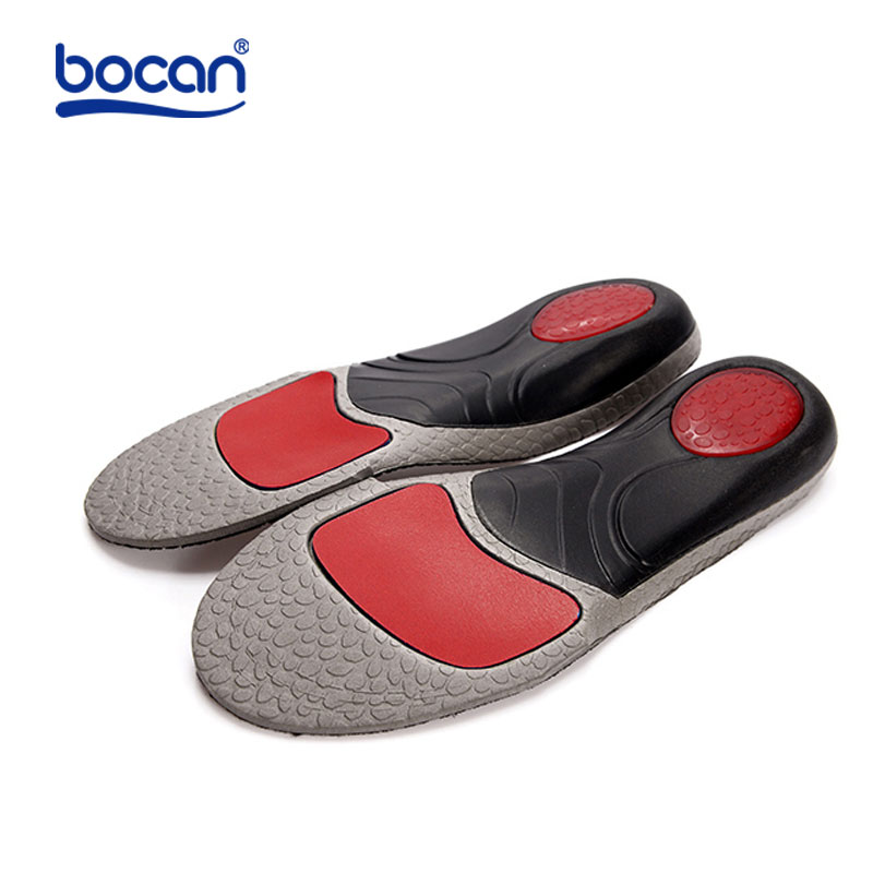 Bocan 2015 new arrival EVA insoles air cushion shock absorption for running basketball shoes fit for men and women 6010<br><br>Aliexpress