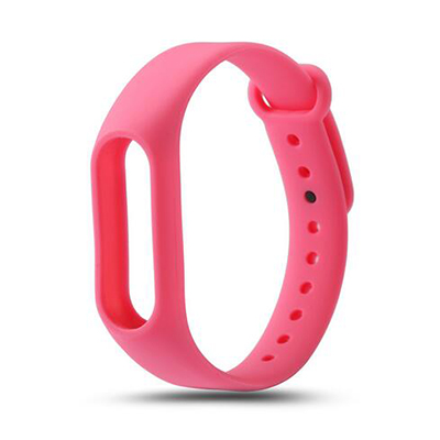 image for Xiaomi Mi Band 2 Strap With Silicone Replacement Smart Band Colorful X