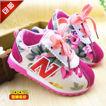 2014child autumn fashion sport canvas baby shoes lacing sports shoes children 1-2-3years old, kids sneaker shoes first walkers