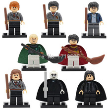 Super Heroes Star Wars Harry Potter Marvel Avengers Minifigures Deadpool Batman Building Blocks Toys(China (Mainland))
