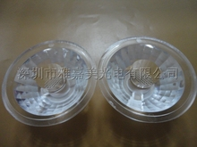 Buy Direct manufacturers-High COB lens diameter 45MM 60 degrees Multi-Plaid Integrated light source LED lens for $1.18 in AliExpress store