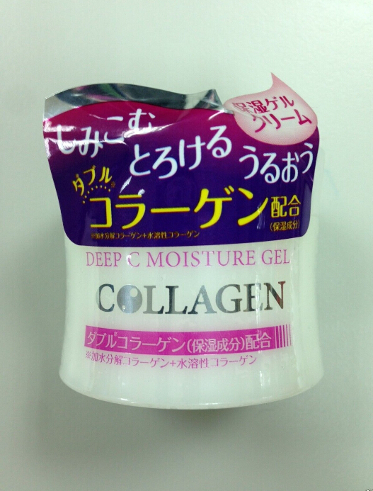 JAPAN DEEP C MOISTURE GEL 40g COLLAGEN CONTAINING