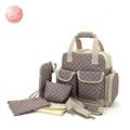 Multifunctional Large Capacity Maternity Backpack Diaper Backpack For Travel Mother baby stroller bag Dot nappy shoulder