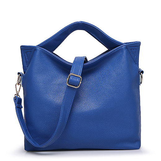 Hot sale casual totes women leather bags brand fashion designer