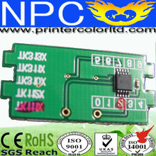 100pcs/lot Compatibe new toner chip for Kyocera