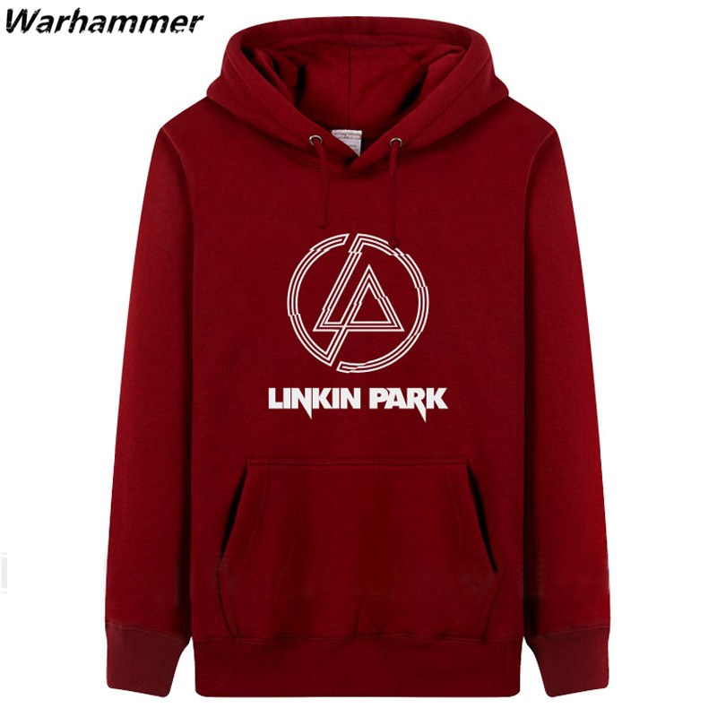 online kaufen gro handel linkin park hoodie aus china. Black Bedroom Furniture Sets. Home Design Ideas