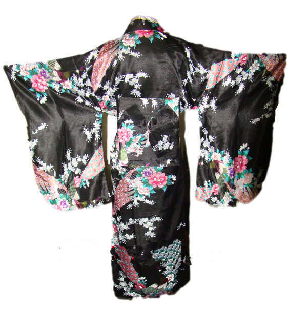 Aliexpress.com : Buy New Charming Black Blue Asia Japanese ...