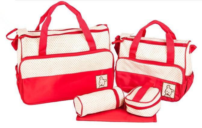Продвижение! 5 шт. подгузник сумки Cross body многофункциональный мешки по беременности и родам плеча пеленки мешки