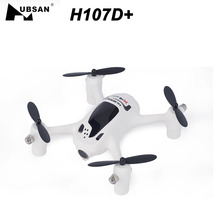 Hubsan H107D+ FPV X4 Plus 2.4Ghz 6-Axles 4ch RC Mini Quadcopter Drone With Camera 720P LCD Transmitter Headless Mode Helicopter