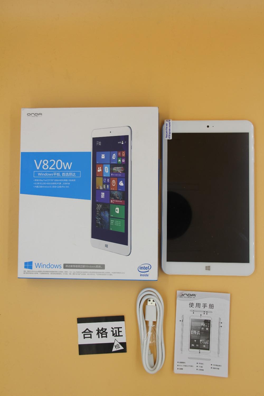 v820w windows 8 1 tablet pc 8 inch 1280x800 quad core 2gb ram / 32go hdmi get
