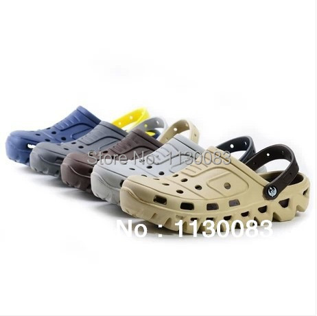 Hot in baotou garden shoes new breathable cool summer slippers tank hole hole shoes men sandals<br><br>Aliexpress