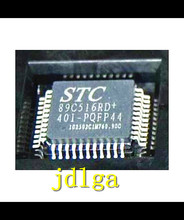 macro crystal microcontroller STC89C516RD +40 - PQFP44 chip PQFP 44 brand new original authentic OLGA (HK store ELECTRONICS CO LTD)