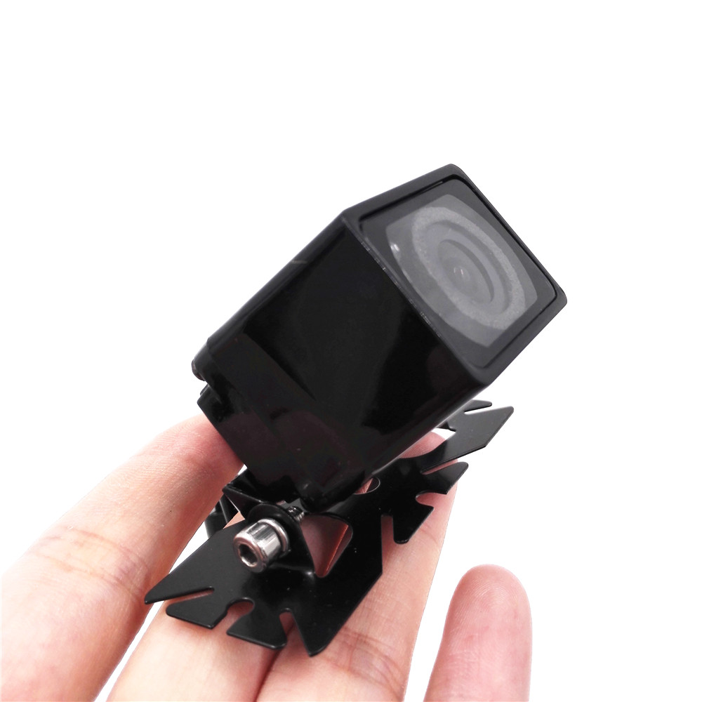 Hot Selling Waterproof Wired Square 9LEDs 420TVL Car Rear View Parking Reverse Back Up Camera Night Vision Vehicle Camera 720T(China (Mainland))