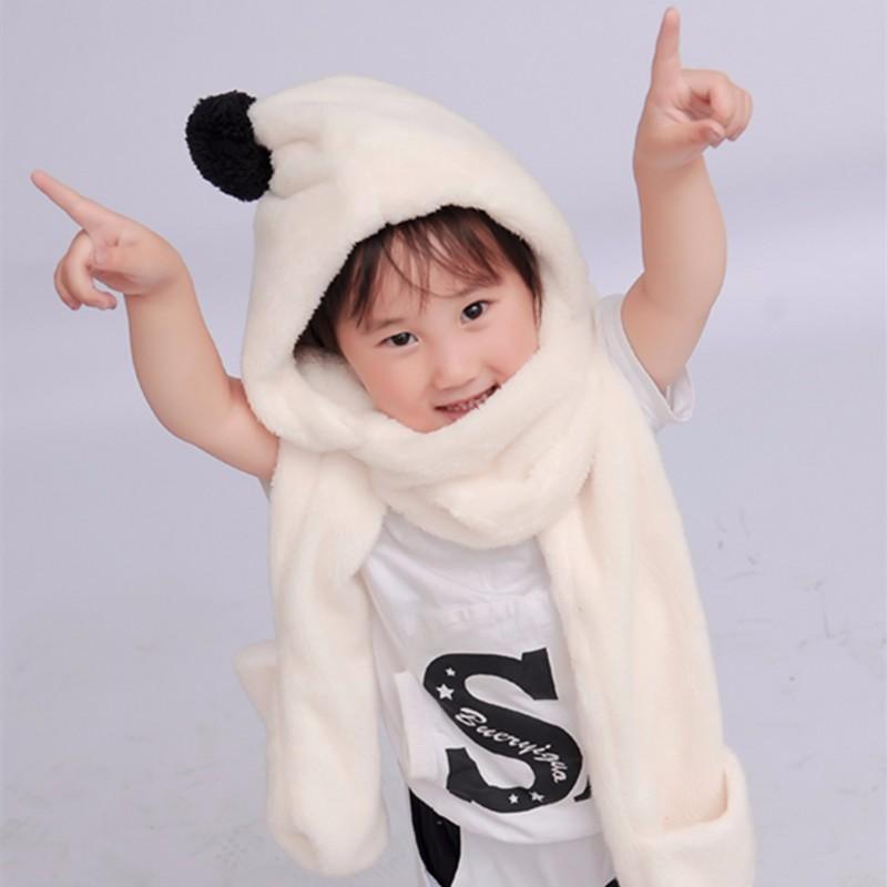 Children's Scarf Kids Winter Girls Scarves Baby