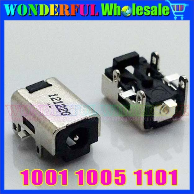 1x New Power DC Jack Plug, DC Power Connector for Laptop Net-book ASUS EPC 1001 1005 1101