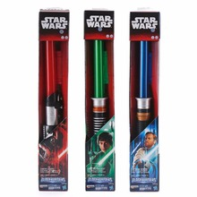 Star Wars laser sword with Sound & Light function 8*6*51cm 1 pcs/set Boxed Star Wars lightsaber toy toy