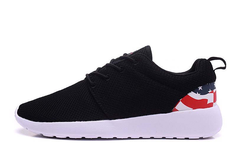 Free Shipping Cheap Men running shoes for men Sports athletic shoes free fun Color black National flag Edition Sneaker size MEN(China (Mainland))
