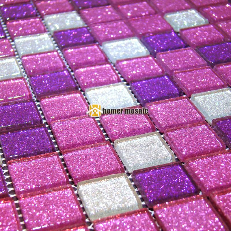 purple mosaic tile promotion shop for promotional purple mosaic tile