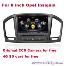 "HD 8"" Opel Insignia GPS for Cars DVD DVR WIFI 3G CCD Camera SD Card for free Better Quality Better Service Free Shipping+Gifts(China (Mainland))"