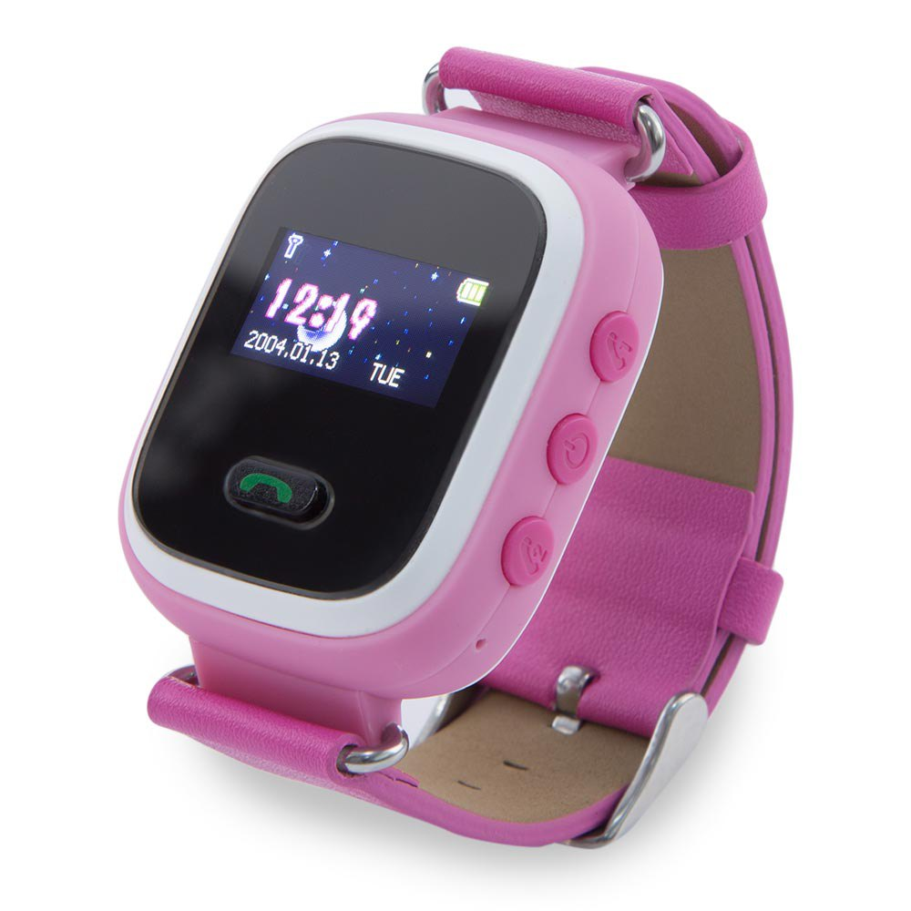Cool Q60 Children Anti Lost GPS Tracker Smart Watch SOS GSM Mobile Phone App For IOS & Android Baby Smartwatch Kids Wristband(China (Mainland))