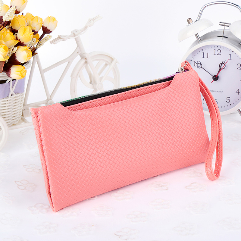 2016 Best Selling brand female wallet cute girl wallet coin purses women PU leather bags(China (Mainland))