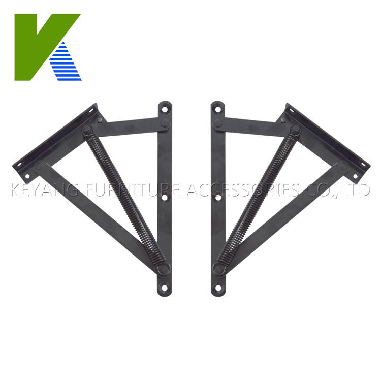 adjustable sofa bed open storage frame hinge with spring KYA018(China (Mainland))