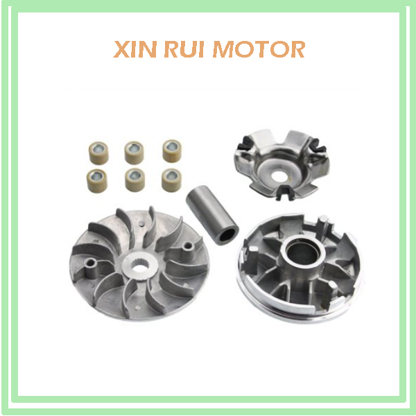 GY6 125cc 150cc Moped parts of Clutch Pulley Assy (Driven pulley)(China (Mainland))
