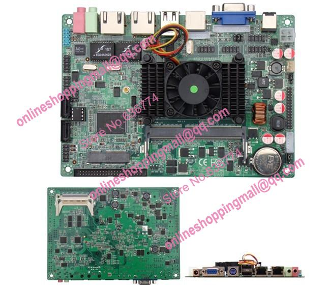 Car computer motherboard 3.5 motherboard atom d525 EPIC-D525 motherboard 1.8ghz dual-core size(China (Mainland))