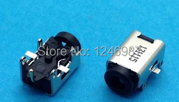 New DC Power Jack Connector for Netbook ASUS Mini EEE PC 1001 1002 1003 1004 1005 1008 1015 1101 1201 1215(China (Mainland))