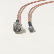 Низкая — ослабление увч вилочная часть вилка коннектор переключатель F вилочная часть вилка коннектор RG142 50 см 20 » адаптер