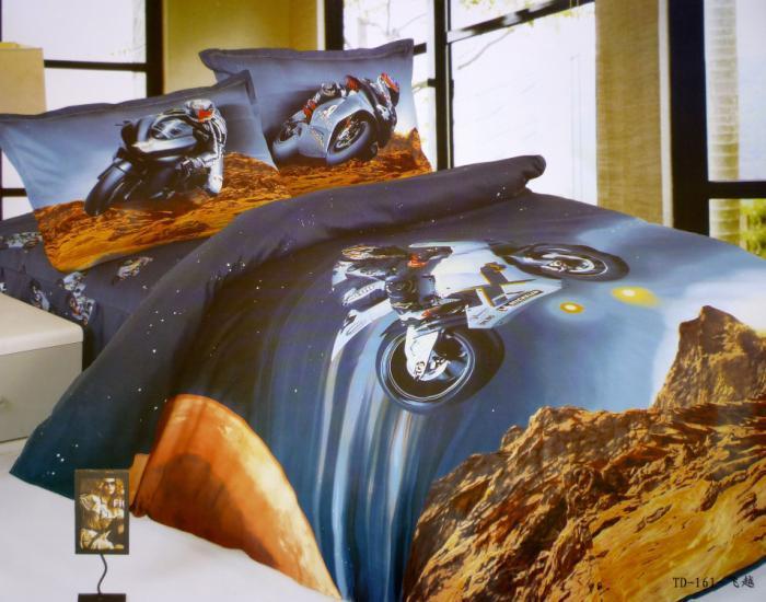 Achetez en gros gar ons literie voitures en ligne des - Housse de couette voiture de course ...