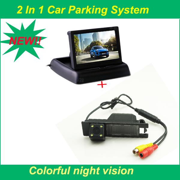 4.3 Inch Car Parking Monitor + Night Vision Special Car Camera for OPEL Astra H/Corsa D/Meriva A/Vectra C/Zafira B,FIAT Grande<br><br>Aliexpress