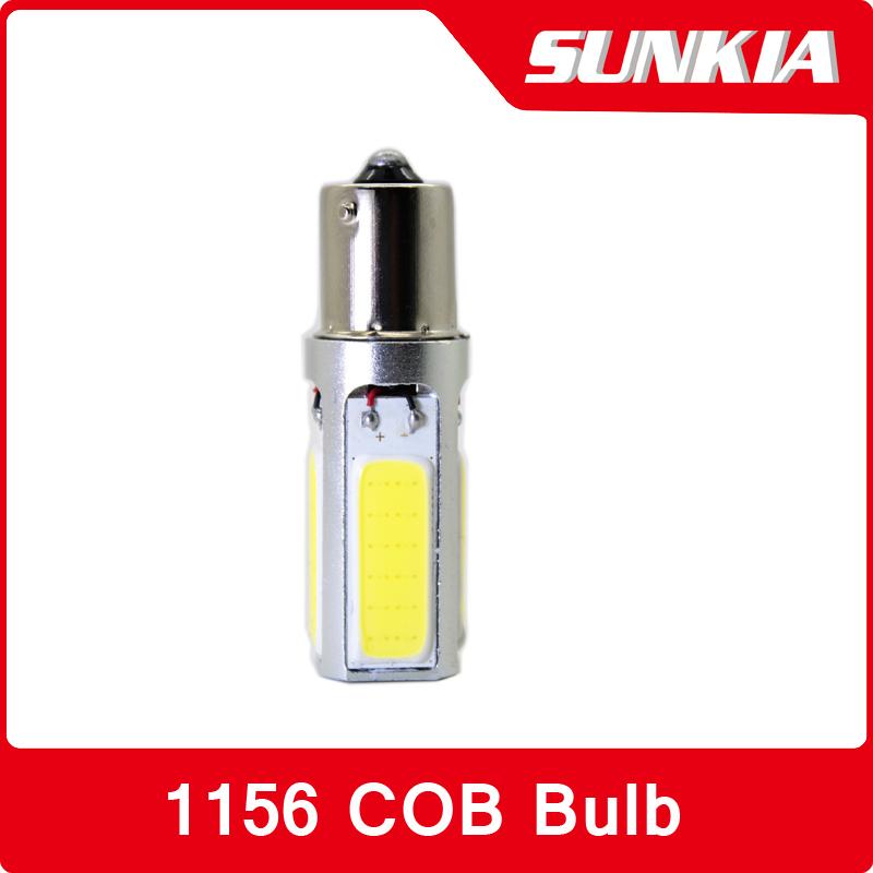 Задние поворотники SUNKIA 2 /ba15s P21W S25 1156 24SMD 12v DC