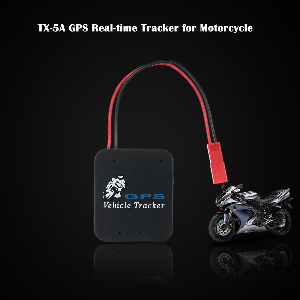 Car Style TX-5A Motorcycle GSM GPS Tracker Anti-Lost Real-time Tracker Alarm Security System for Cars and Motorcycle(China (Mainland))