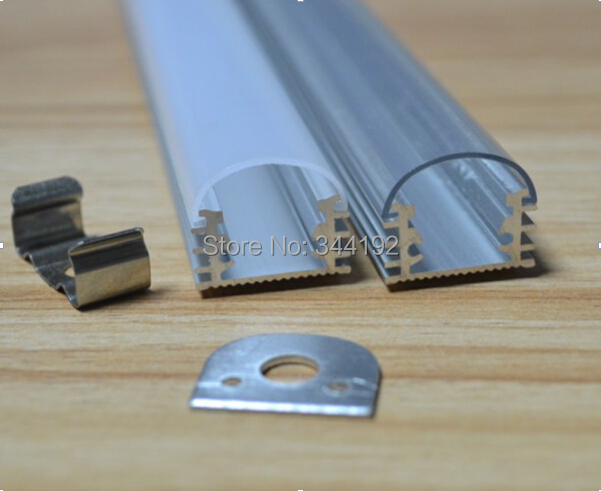 Free Shipping Slime line 12mm mounting flush recessed aluminum LED Strip light Profile with collar for recessed applications,<br><br>Aliexpress