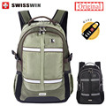 2015 New Arrival Swiss Brand Travel Backpack 17 laptop Backpacks For Men Large Capacity Fashion School