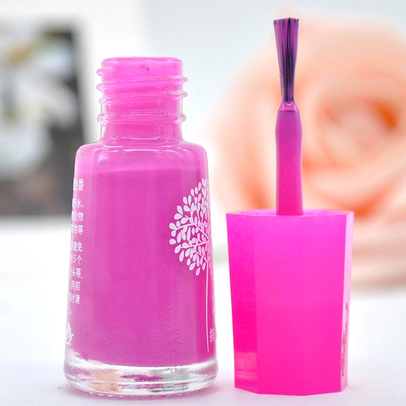 7ML 18Colors water-based Peeling-off Long-lasting Nail Art Gel Nail