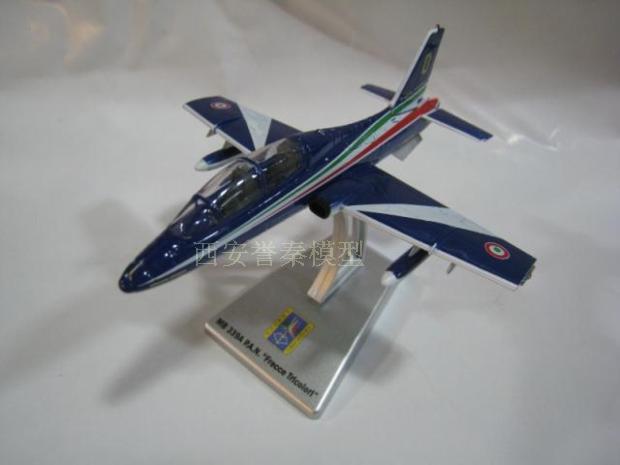 Фотография 1/100 MB Italy 339A P.A.N. FABBRI/ITALERI alloy aircraft model