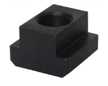 T Slot Nuts M10 Threads Black Oxide Fit Into T slots In Machine Tool Tables Grade