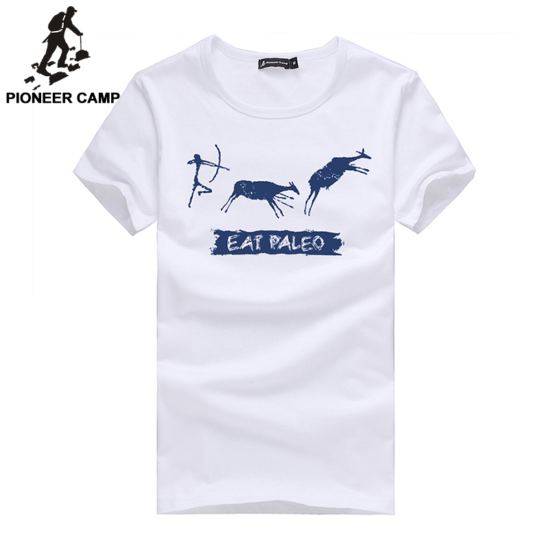 Pioneer Camp Free Shipping 2016 New Fashion Mens T Shirt