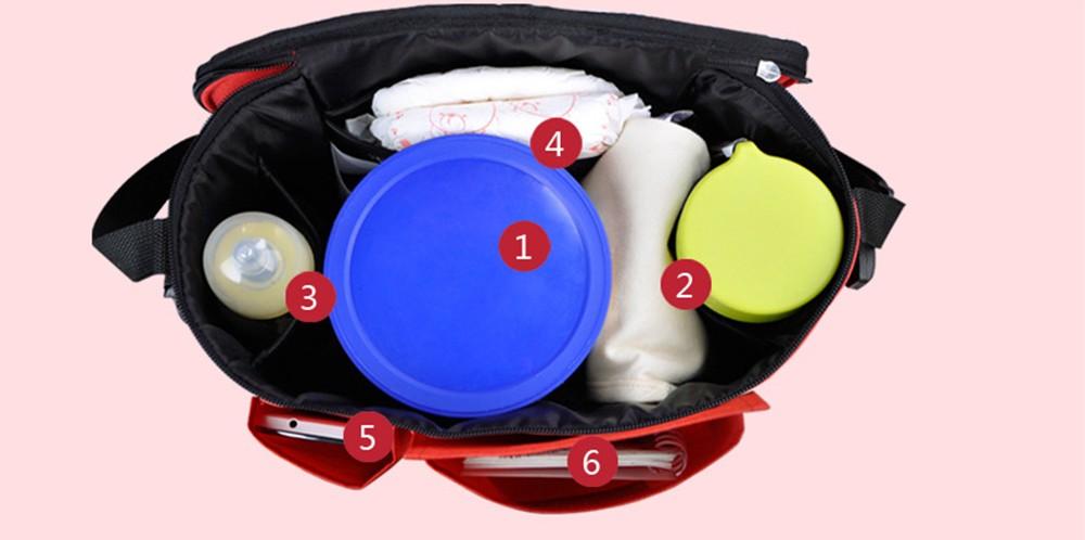 Пеленки младенца сумки для коляски большой мощности коляска мода мумия розовый беременным теплоизоляция мумия сумки коляски T0042