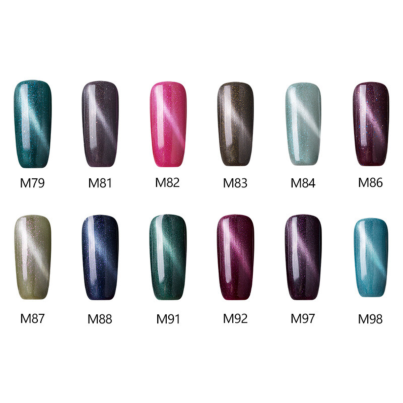 ᓂAzure Beauty 1Pcs ⊹ Magnet Magnet UV Gel Color Magnetic ᗕ Cat ...