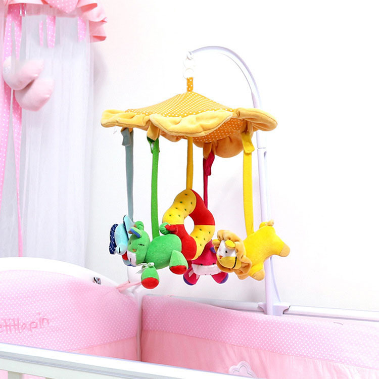 baby bed rattle-7