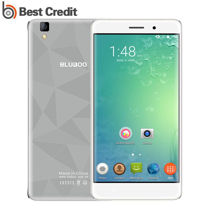 "Original Bluboo Maya Mobile Phone MT6580A Quad Core Android 6.0 Super 13MP Cellphone 5.5"" HD JDI 2GB RAM+16GB ROM 3000mAh(China (Mainland))"