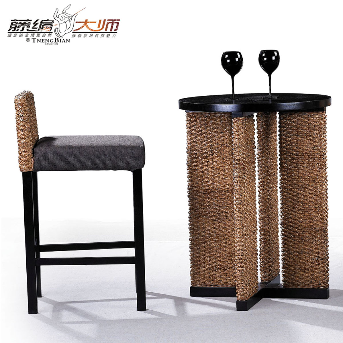 Master Asia and Indonesia rattan cane furniture hotel bar stool chair lounge<br><br>Aliexpress