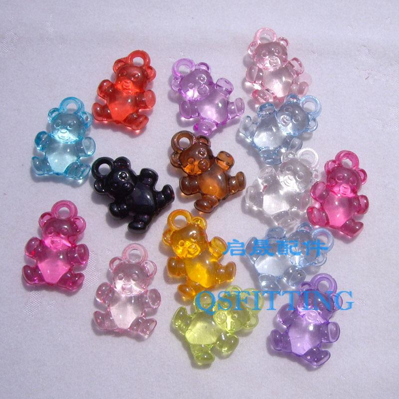 supply diy fashion jewelry accessory acrylic charms 20