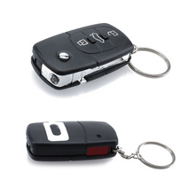 ONLY Electric Shock Gag Joke Prank Car Key Remote Control Fun with LED Light Electronic Toys(China (Mainland))
